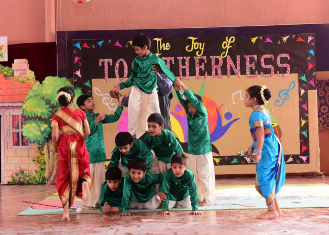 Class I Annual Day